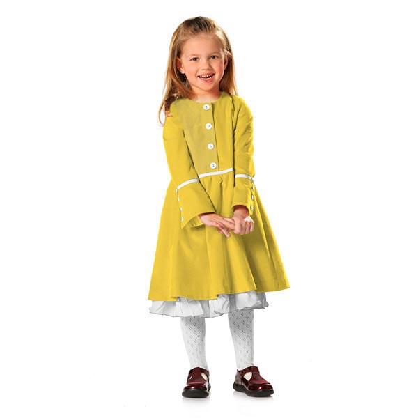 Classic Poly – jaune