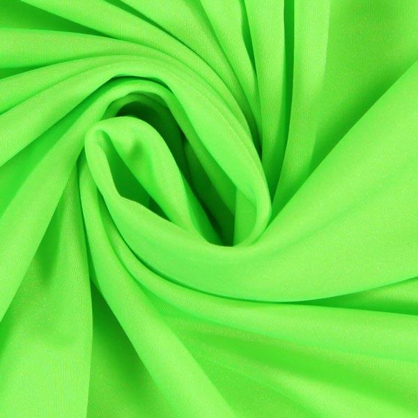 Tissu Maillot de Bain – vert fluo