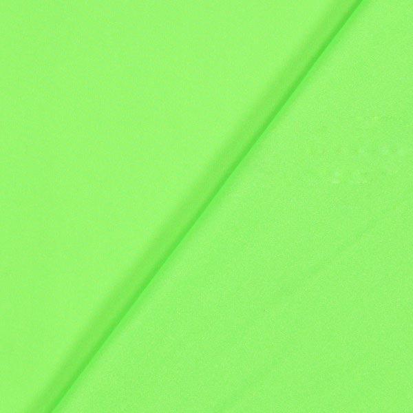 Badeanzugstoff – neongrün