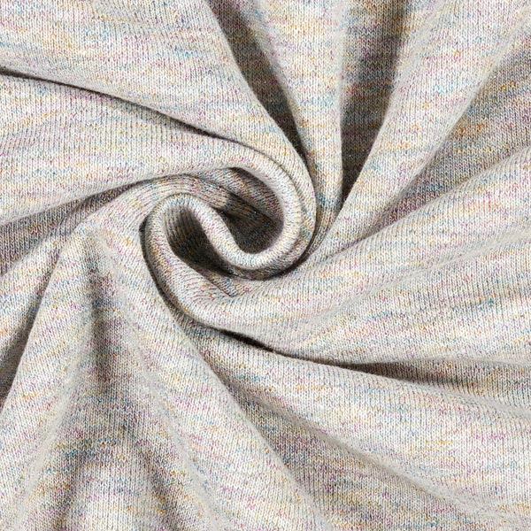 Sweatshirt Brillant – argent/rainbow
