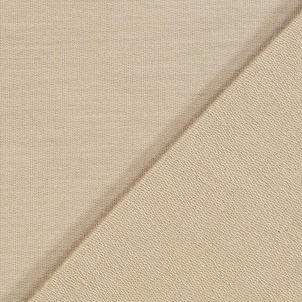 French Terry Modal – beige