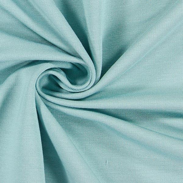 French Terry Modal – bleu aqua