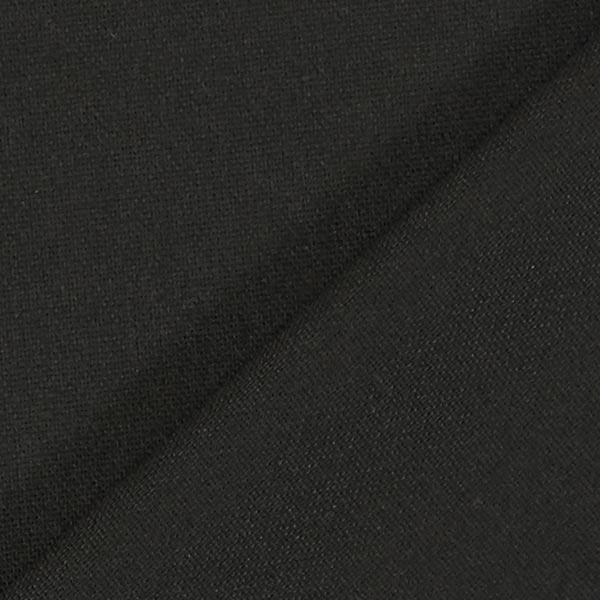 Tissu de costume Stretch Emporio 1 – noir