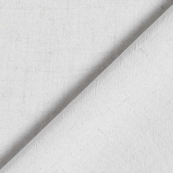Structure lin viscose – gris clair