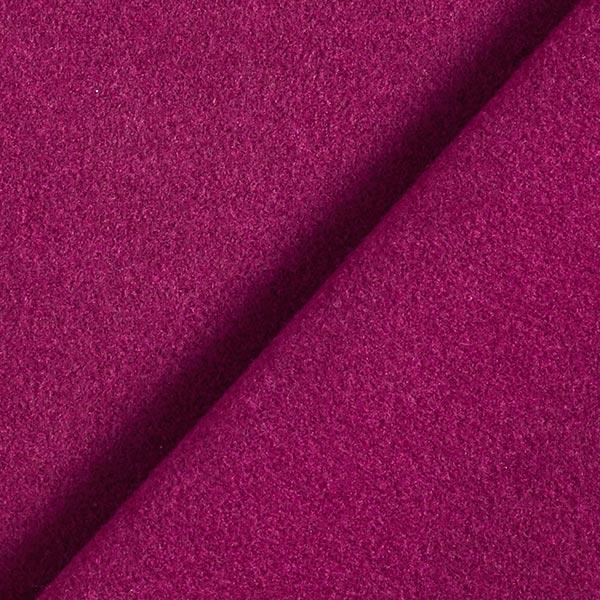 Tissu de manteau Eloy – prune