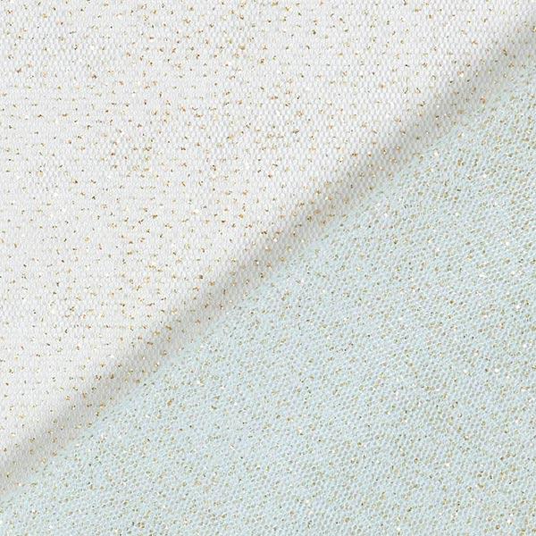 Tissu tulle scintillant – bleu clair