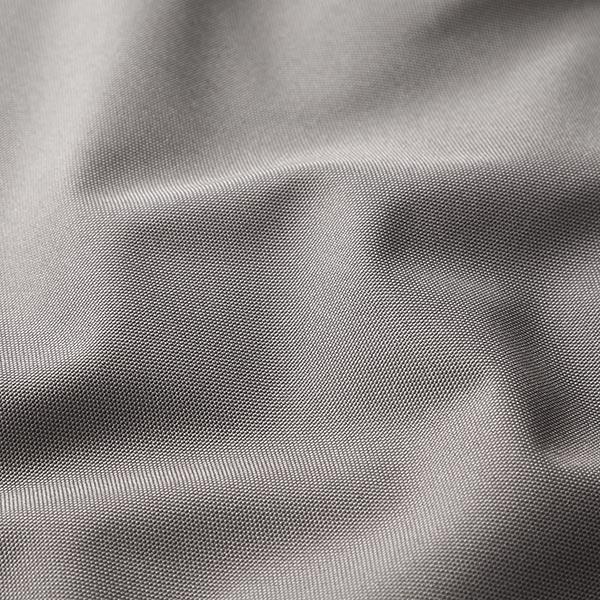 Tissu d'extérieur Uni – gris foncé