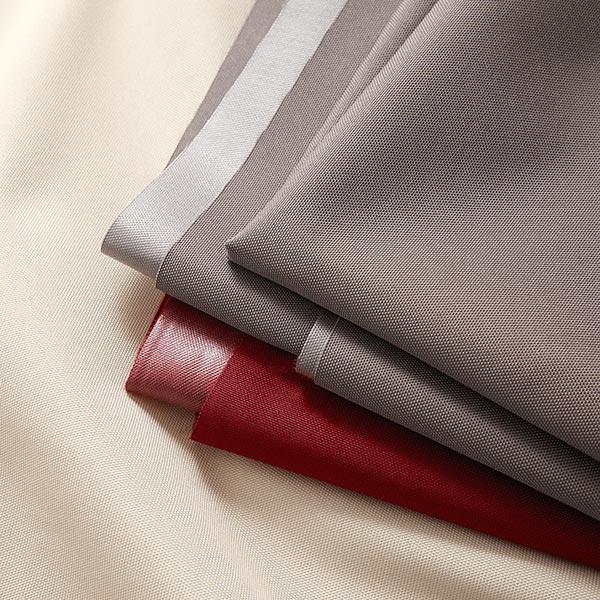 Tissu d'extérieur Uni – rouge bordeaux
