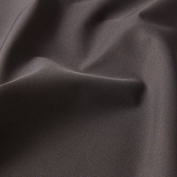 Tissu d'extérieur Uni – anthracite