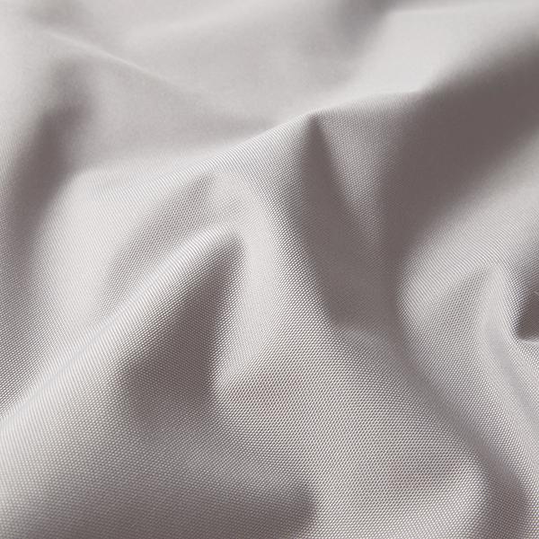 Tissu d'extérieur Uni – gris clair