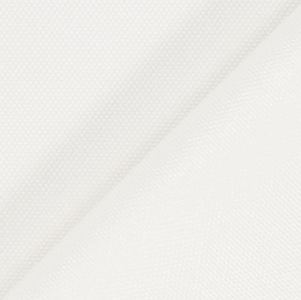 Tissu d'extérieur Uni – blanc