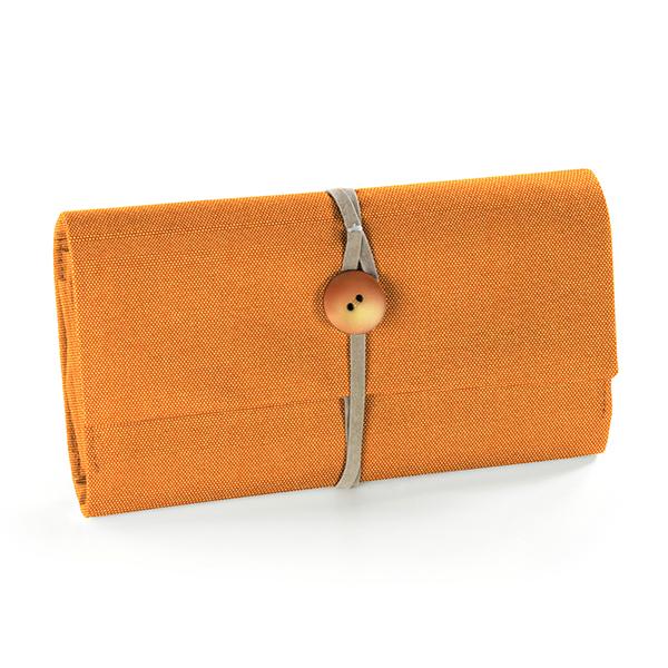 Tissu d'extérieur Uni – orange