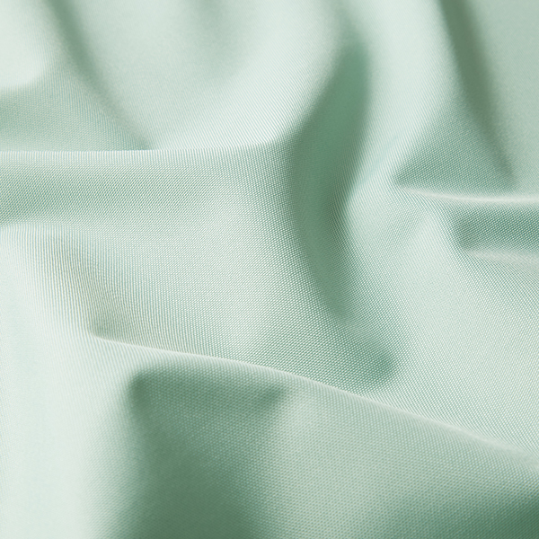 Tissu d'extérieur Uni – vert menthe