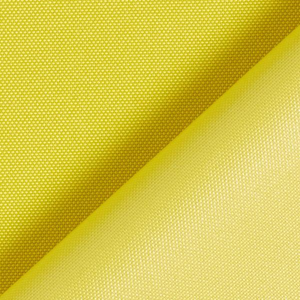 Tissu d'extérieur Uni – jaune