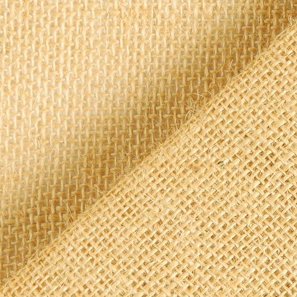 Jute Tissu de décoration 150cm – nature
