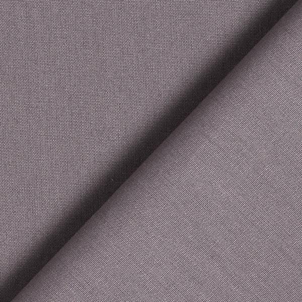Tissu en coton Popeline Uni – anthracite