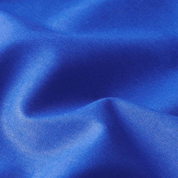 Baumwollstoff Popeline Uni – königsblau