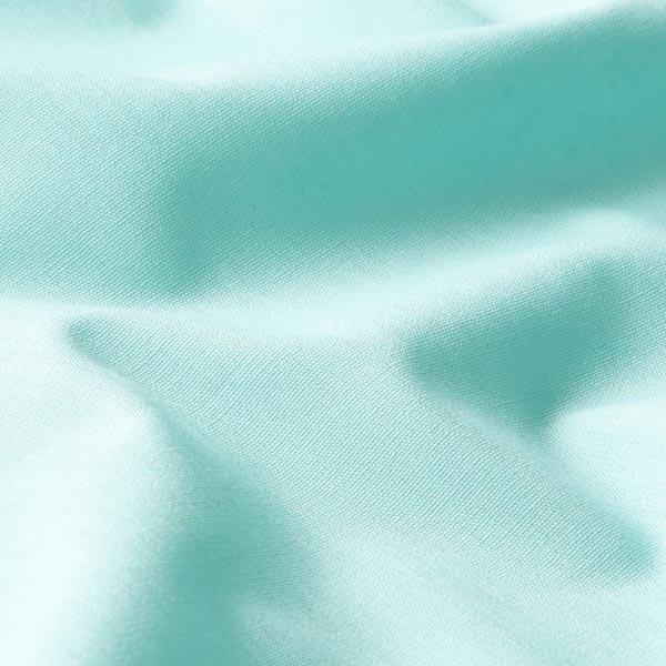 Baumwollstoff Popeline Uni – babyblau