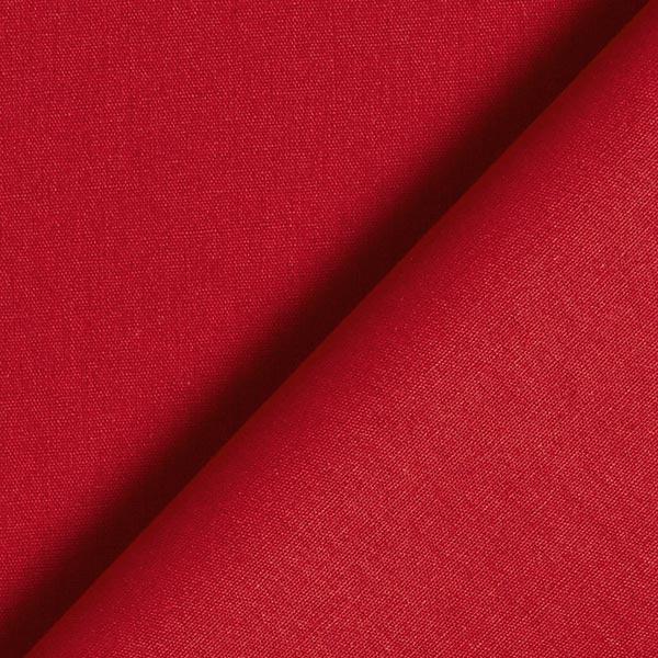 Tissu en coton Popeline Uni – rouge bordeaux