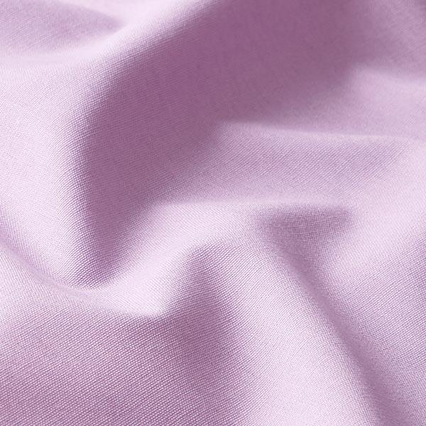 Baumwollstoff Popeline Uni – pastellflieder