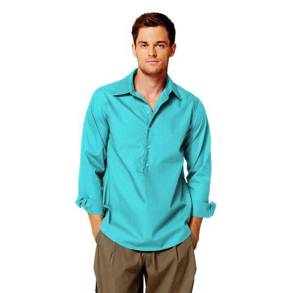 Tissu en coton Popeline Uni – turquoise