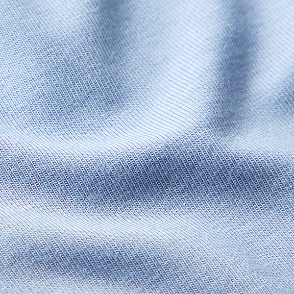 Jersey modal – bleu jean