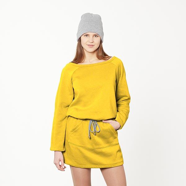 Softsweat GOTS – jaune