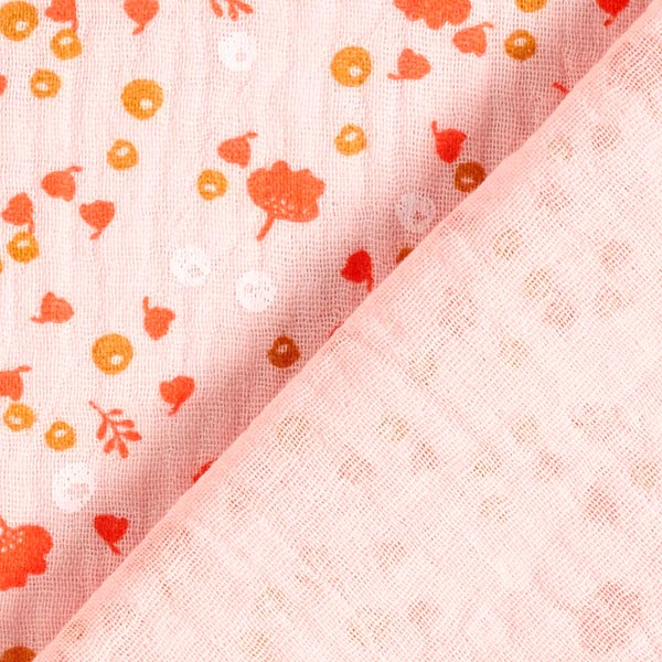 Mousseline Fleurs – rosé | by Poppy