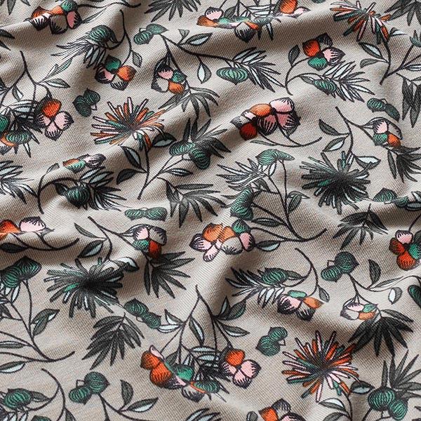 Jersey tencel Fleurs | by Poppy – vase
