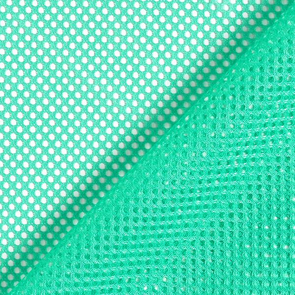 Filet de courses Tissu à mailles – vert
