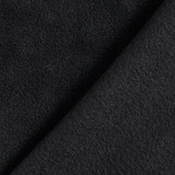 Antipilling Microfleece Light – noir