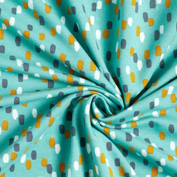 Softsweat taches de pinceau GOTS – vert menthe
