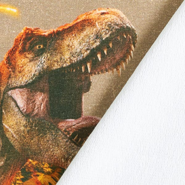 French Terry Panel Jurassic World – vase