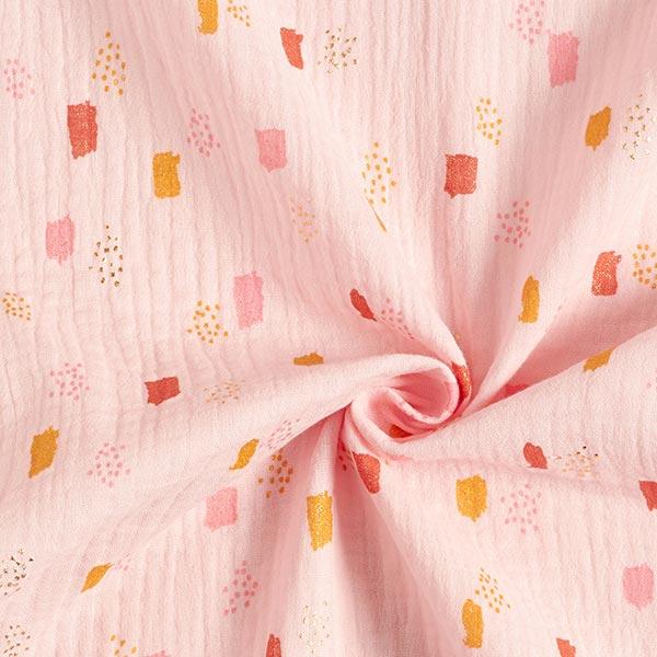 Mousseline Imprimé feuille Formes amusantes | by Poppy – rose