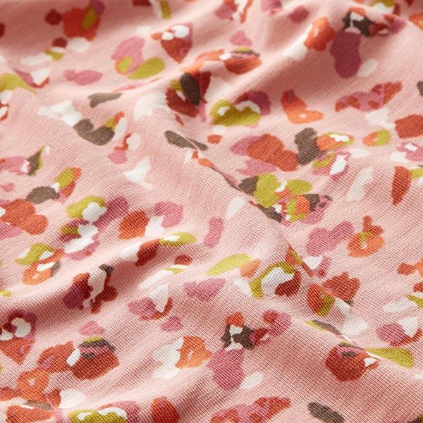Jersey modal Tencel confetti – rose