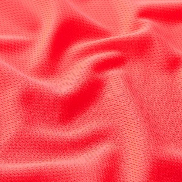 Jersey piqué sport léger – rose néon