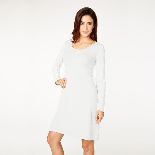 Jersey coton Medium Uni – écru