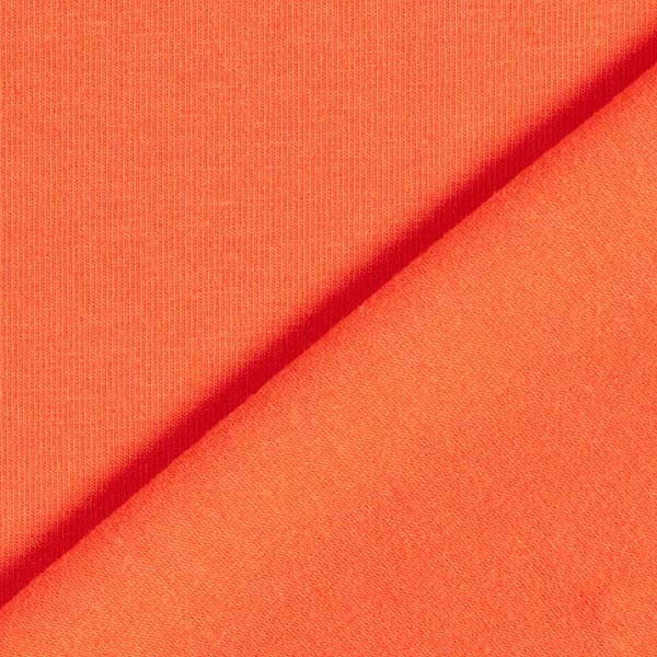 Jersey coton Medium Uni – orange