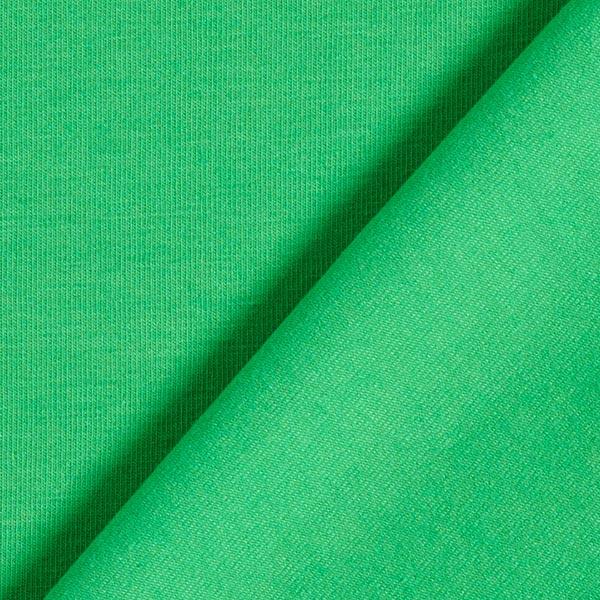 Jersey coton Medium Uni – vert herbe