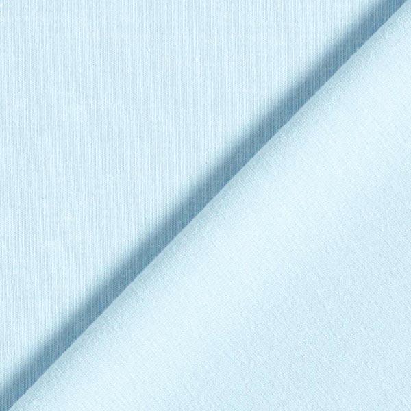 Jersey coton Medium Uni – bleu clair