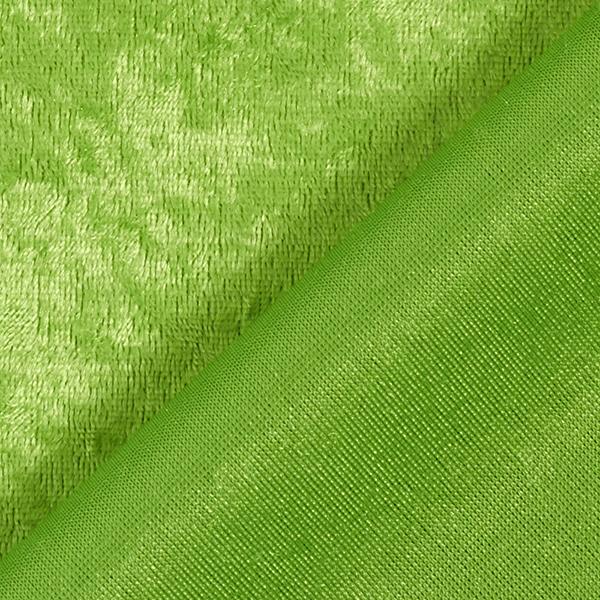 Pannesamt – neongrün