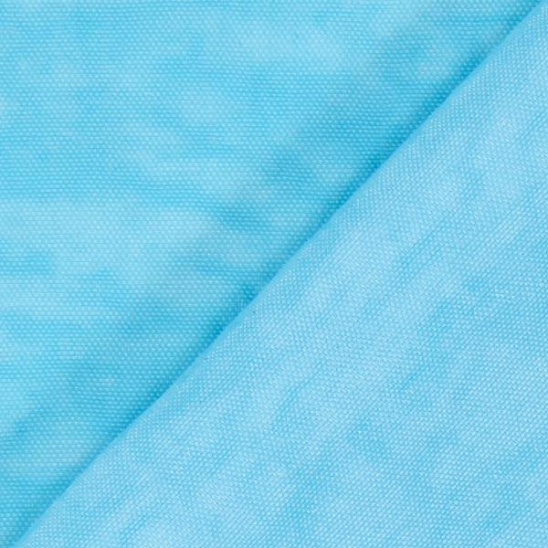 Tissu de veste Blouson – turquoise