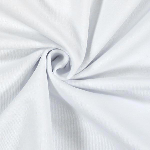 French Terry Premium – blanc
