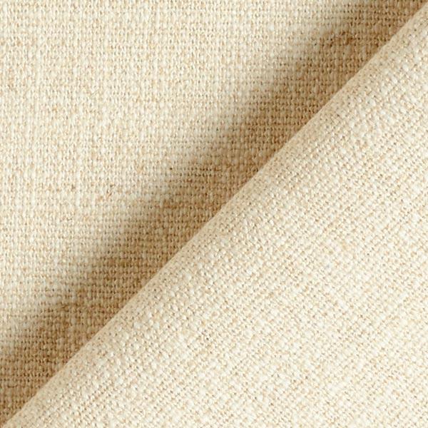 Tissu en lin stretch Mélange – nature