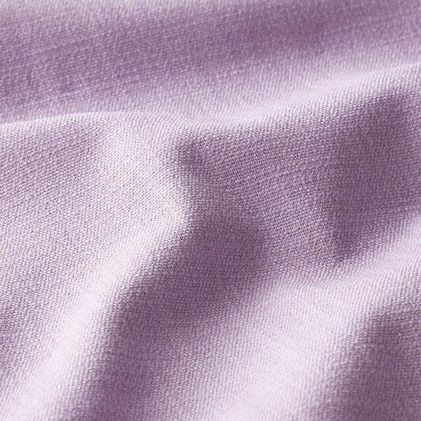 Tissu en lin stretch Mélange – violet