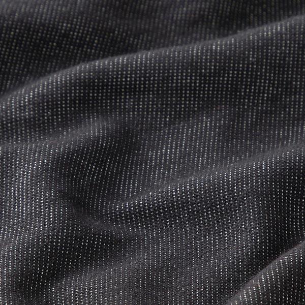 Polaire alpine Denim douillet – noir