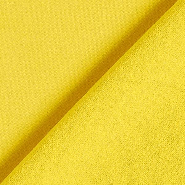 Scuba crêpe léger – jaune