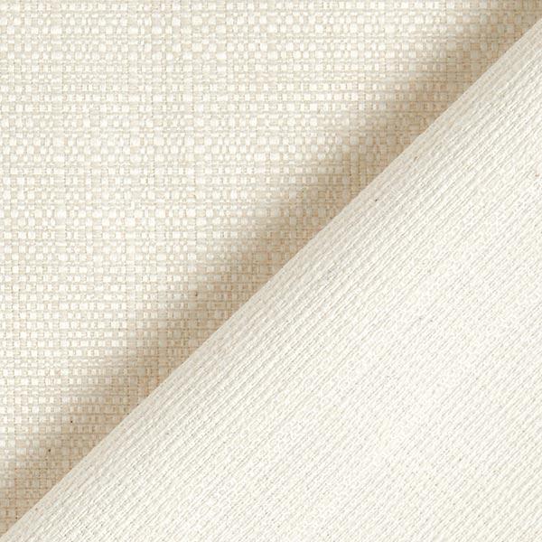 Tissu de décoration et d'ameublement Saba – écru