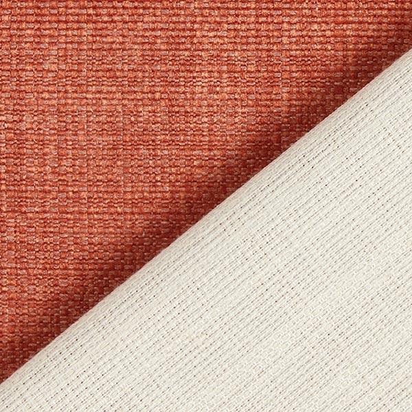 Tissu de décoration et d'ameublement Saba – terre cuite