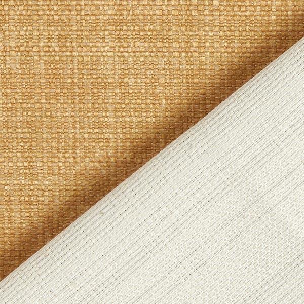 Tissu de décoration et d'ameublement Saba – ocre